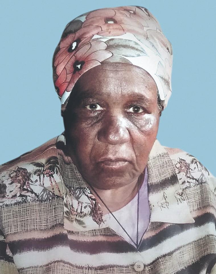 Monicah Wanjiku Kinungi