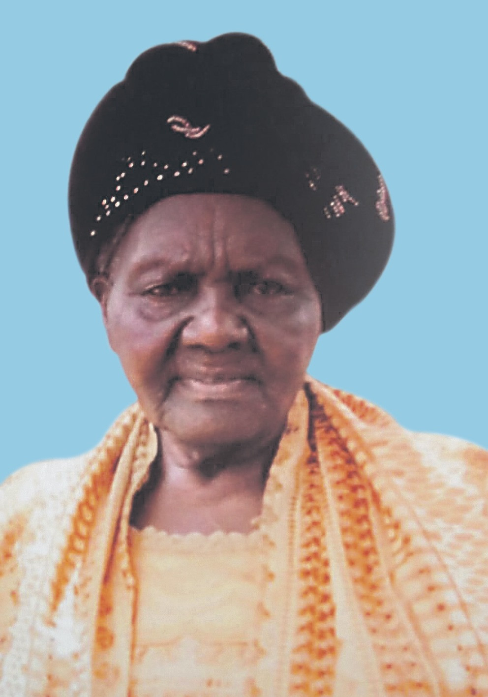 Matriarch Damaris Priscah Auma Odongo