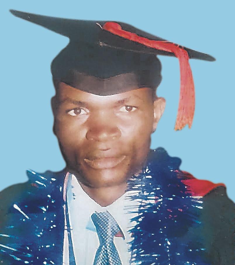 Paul Ogweno Okeyo