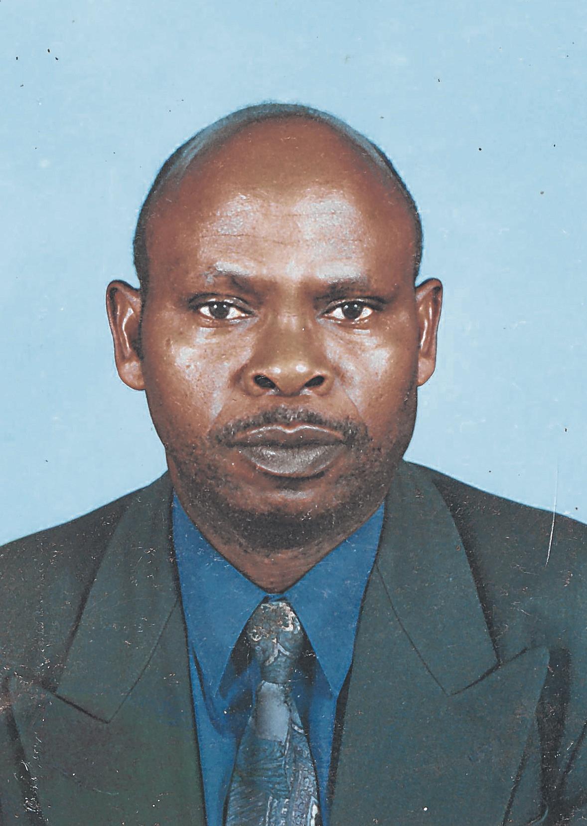 Amon Muthamia Igweta