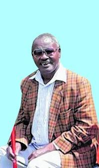 Mzee Elijah Kipkoech Ng'etich,