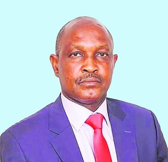 Hon. Gideon Mwiti