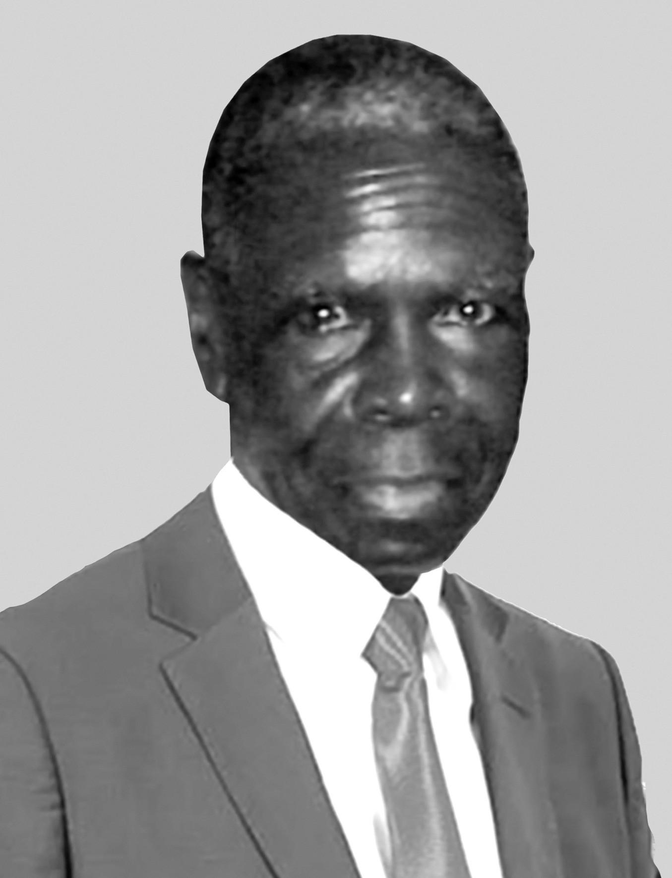 Mzee Peter Ochanji Wamukoya