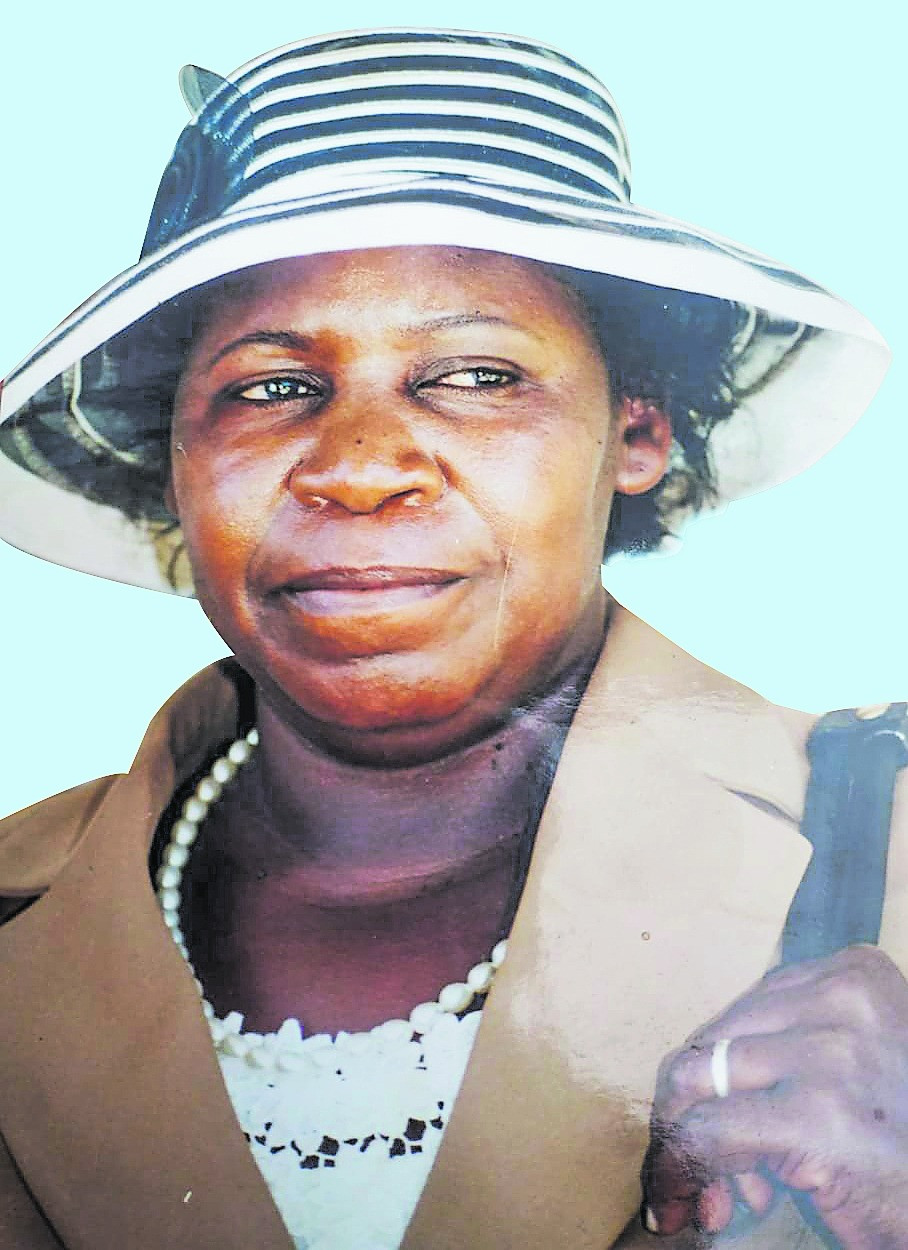Elizabeth Mutinda Munywoki
