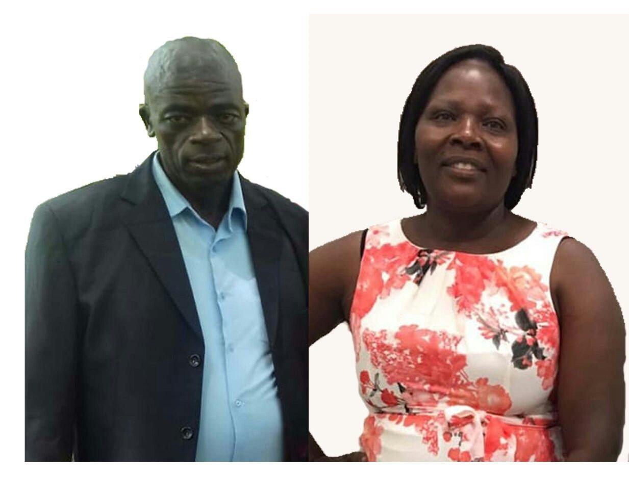 Mr. David Mauti & Mrs. Joyce Gesare Mauti