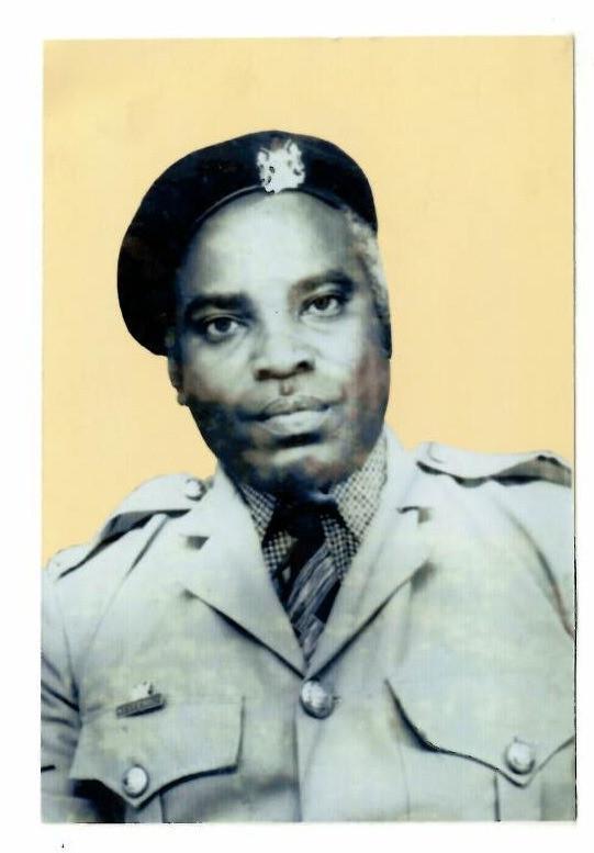 Retired Snr Chief Stanley Nyabamba Onyansi