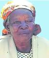 Mama Janet Priska Okumu Chore
