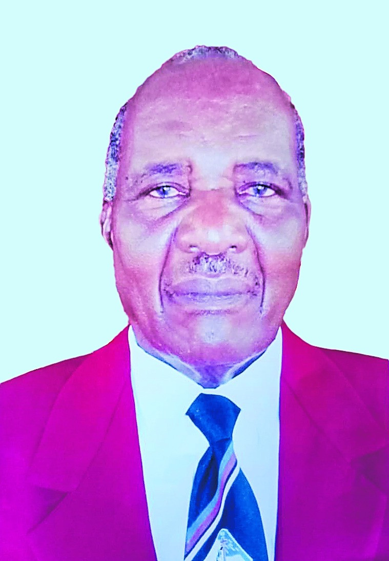 Elder Obadiah Kariuki Muchai