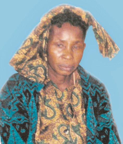 Lucia Syomiti Mutisya