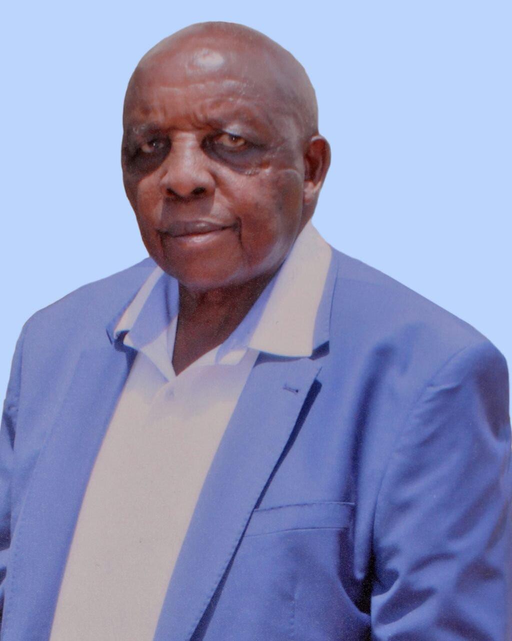 mzee Peter kinuthia Gathere