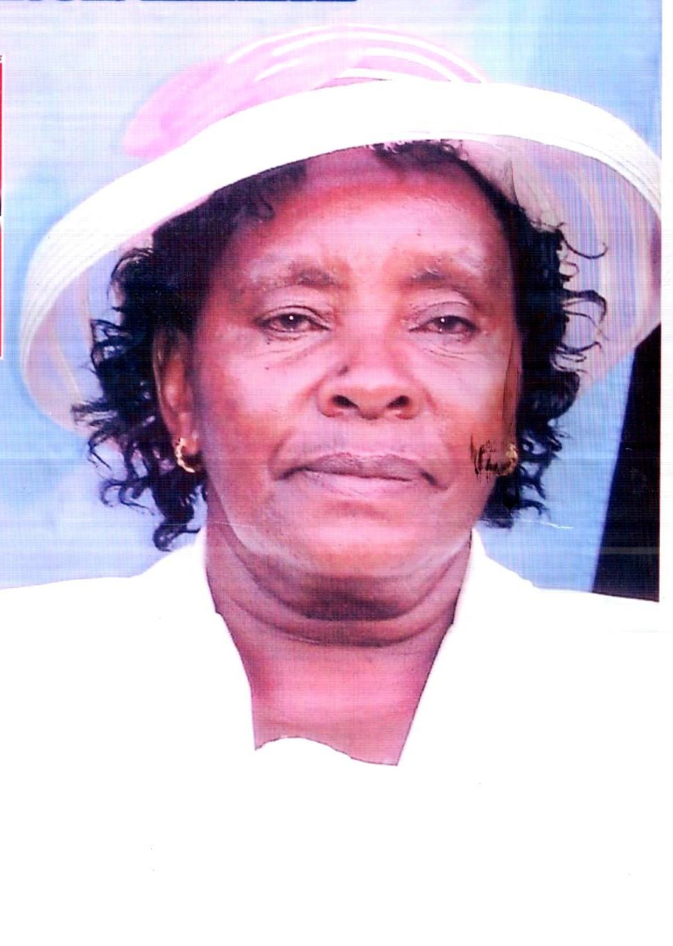 Susan Wangeci Karaya