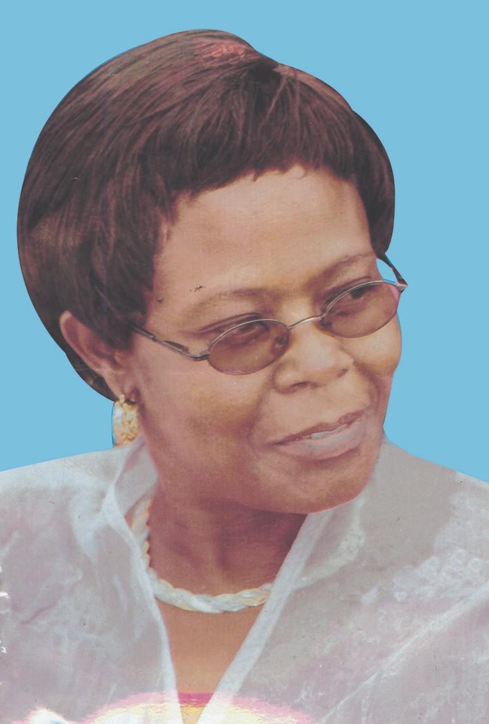Rose Wanjiru Kasili