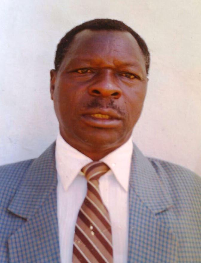 Mzee Zablon Omari Luka