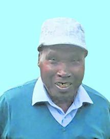 Mwalimu Sospeter Githendu Gathari