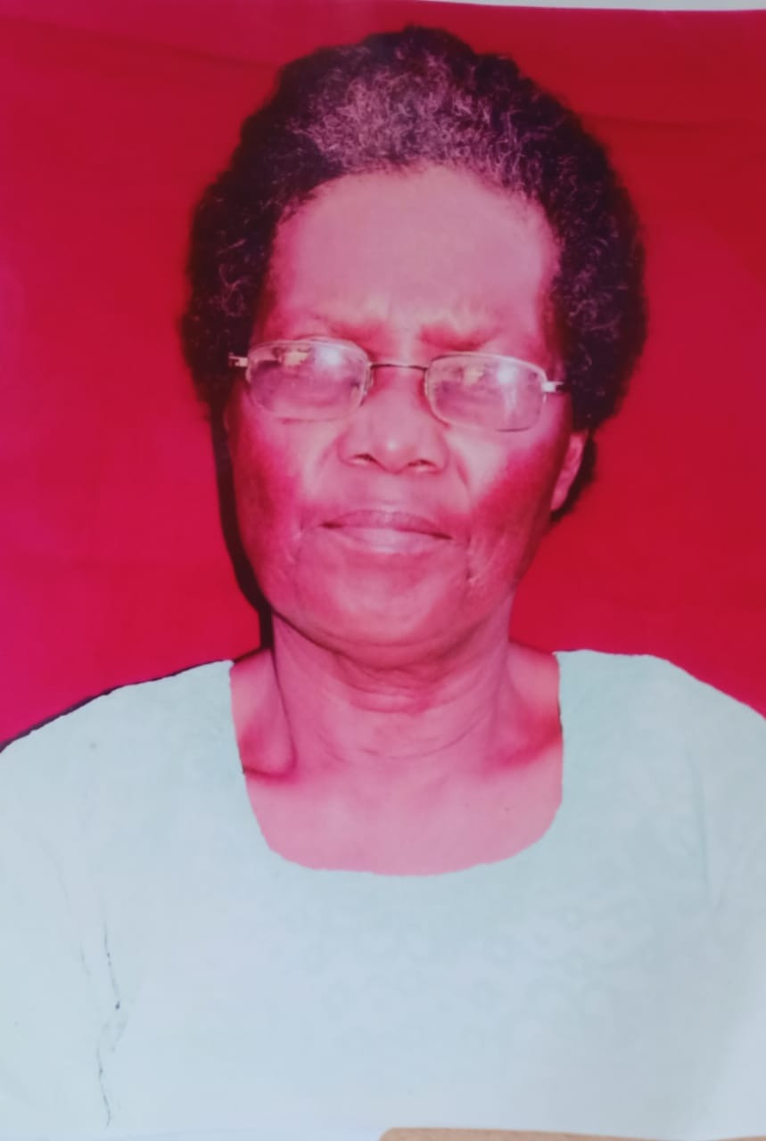 Agatha Lwambia Mwakazi                                                                                                                        (In Loving Memory/ 2nd Anniversary)