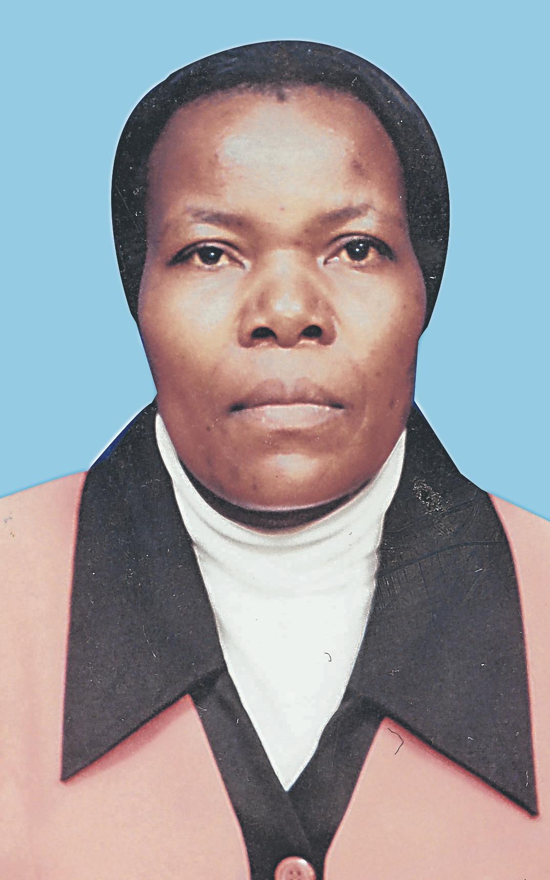 Joyce Martha Maore