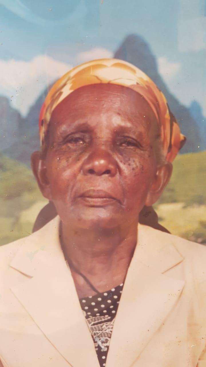 Mama Beldina Auma Ototo (AKA Nyabei)