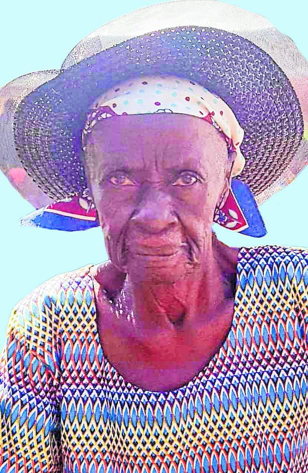 Ameleya Anyango (Nyar Kwach