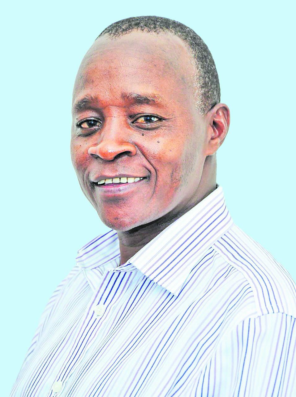 Edward Kimuhu Kamweru