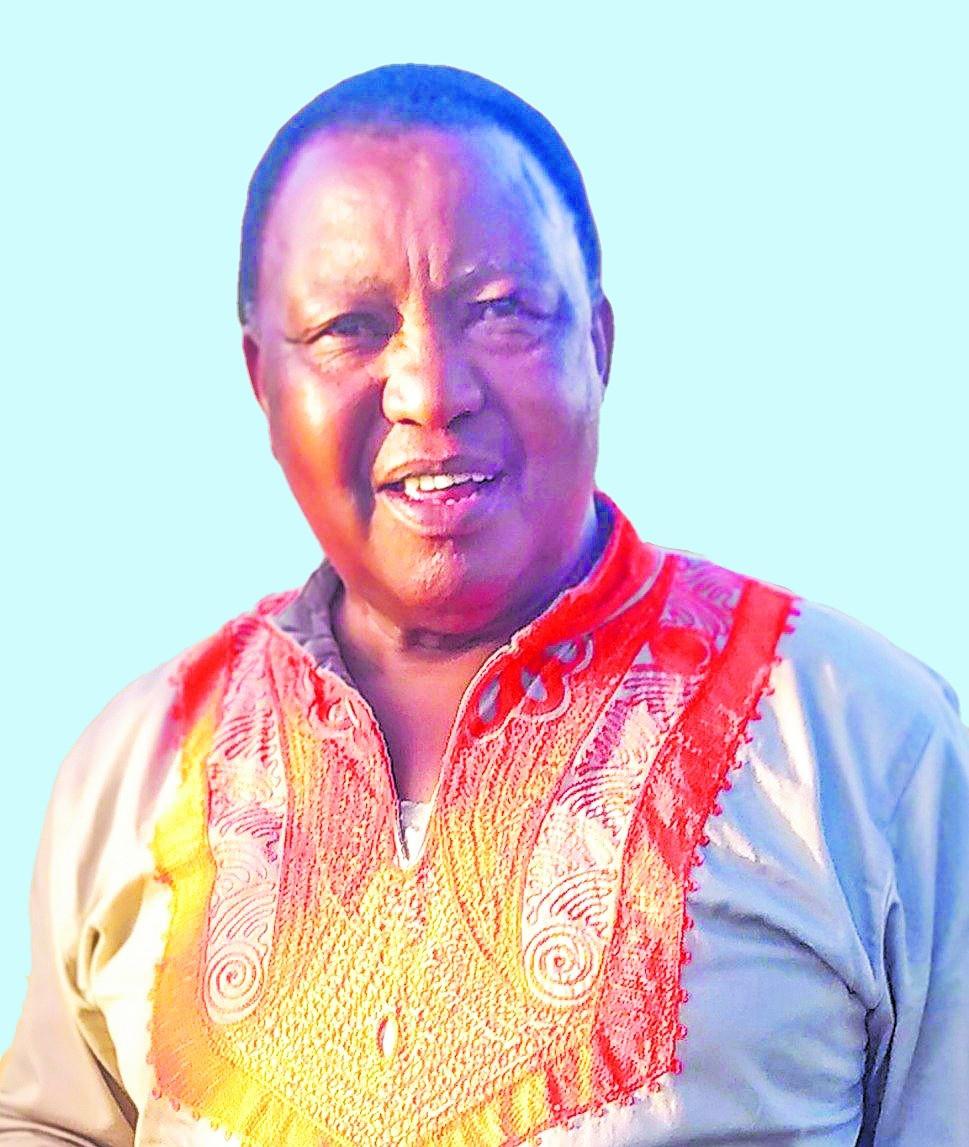 Andrew Mbute Muiruri