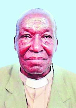 Reverend Elizaphan Mwangi Ndaiga
