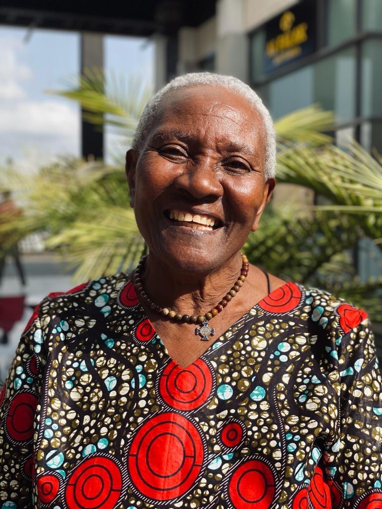 Crispina Wangare Kamau