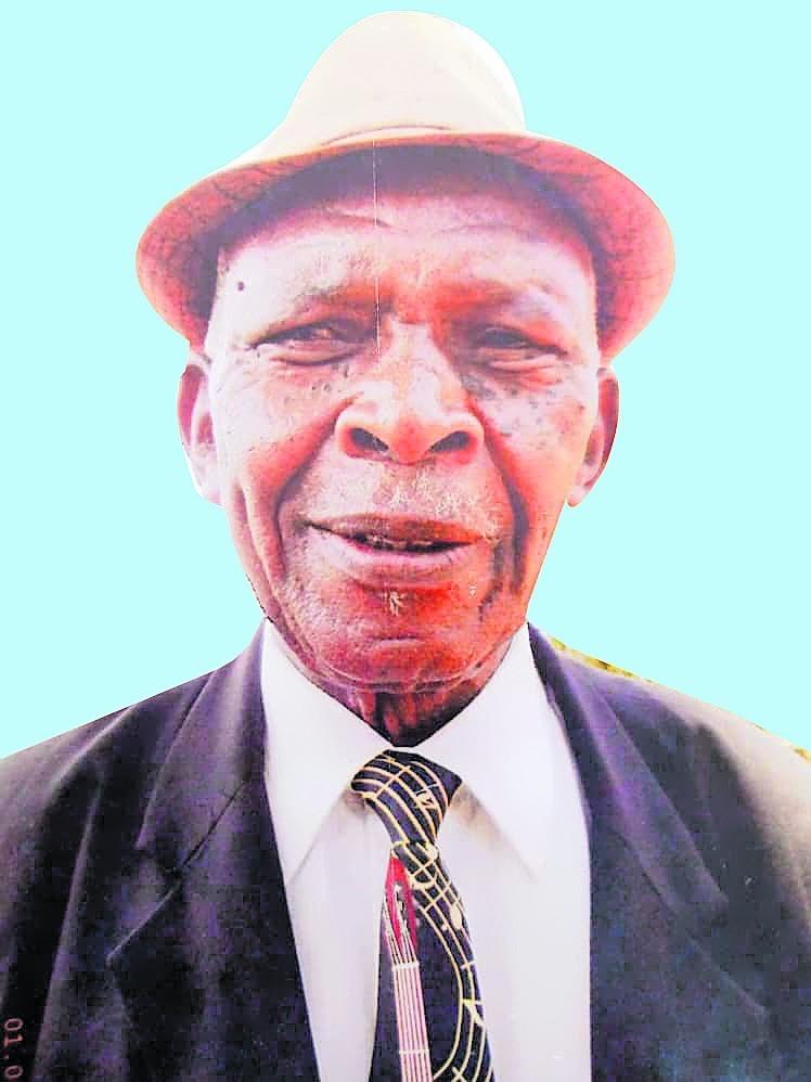 Mzee Jason Wambua Masai