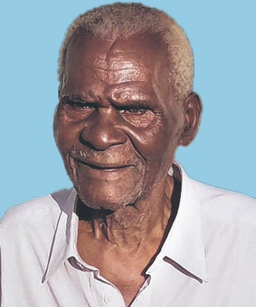 Mzee William Makomele Elungu