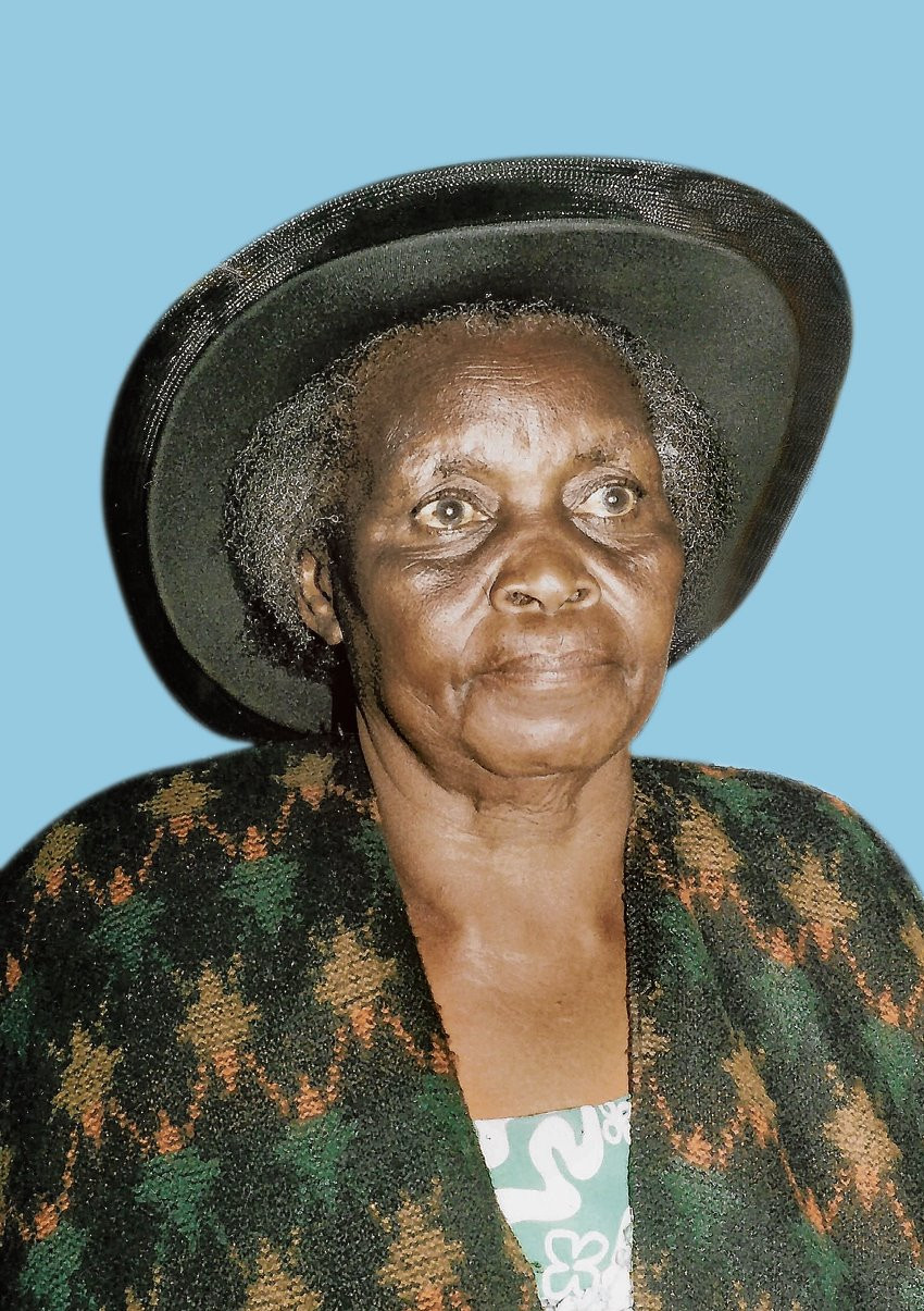 Mrs Mary Wanjiku Kahara