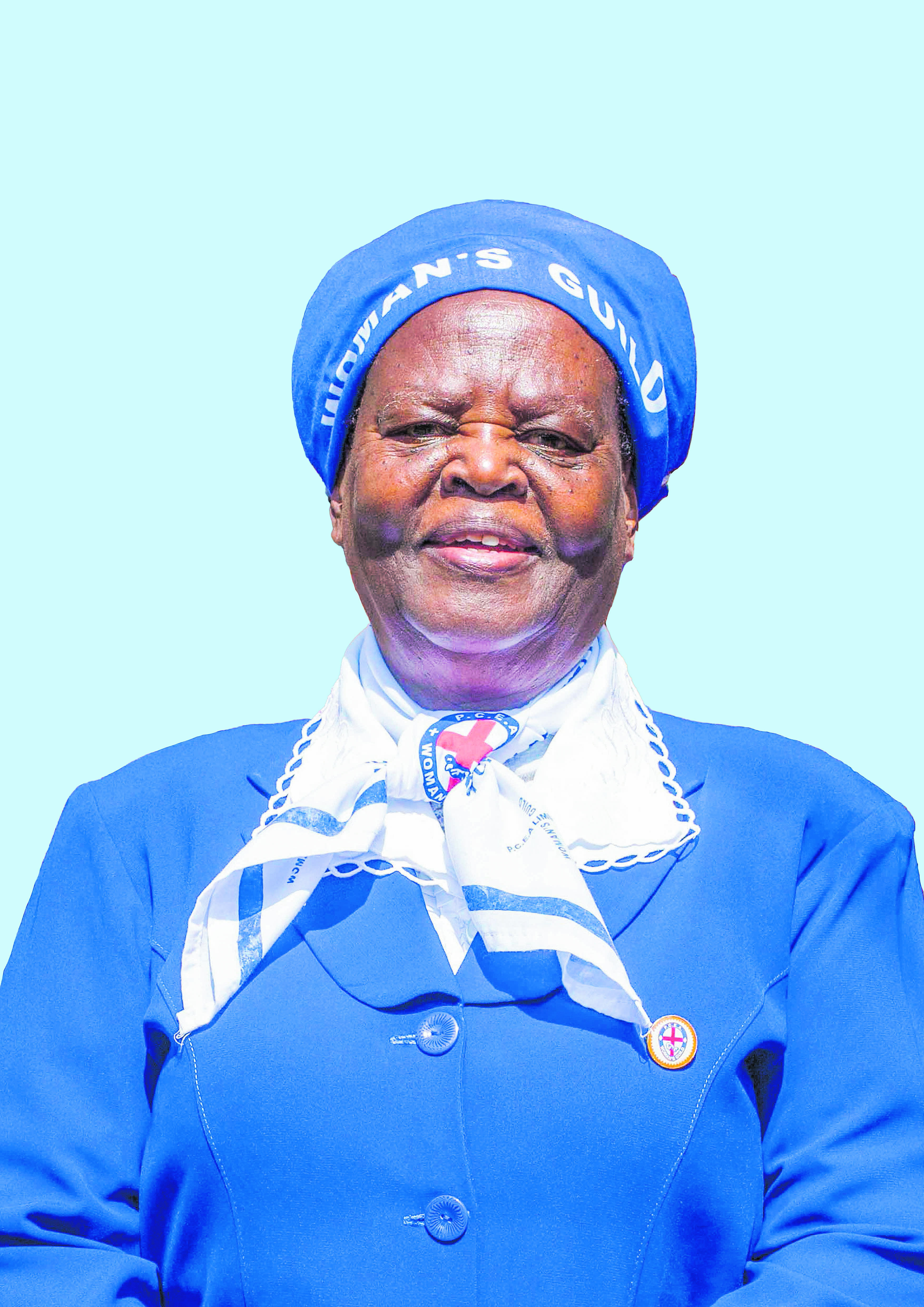 Mrs. Rosemary Wanjiru Kagwima