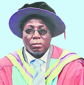 Dr Vincent Mwangi Kega PhD (Kalro, Mwea)