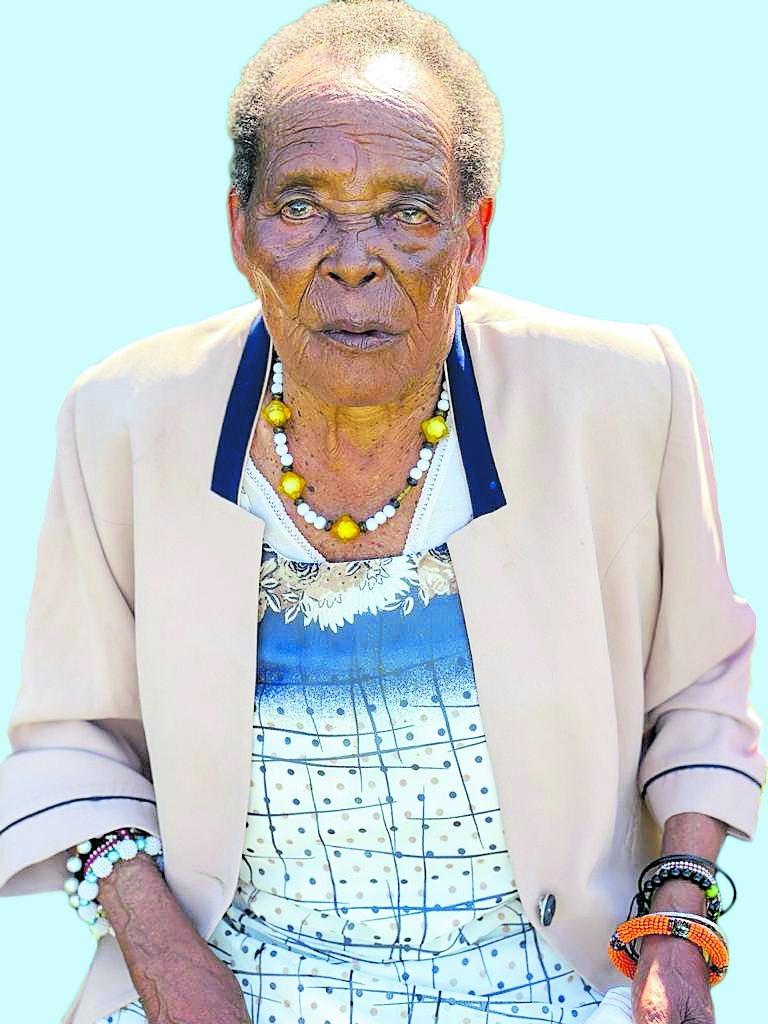 Yosavia Omariba Ayiengo.