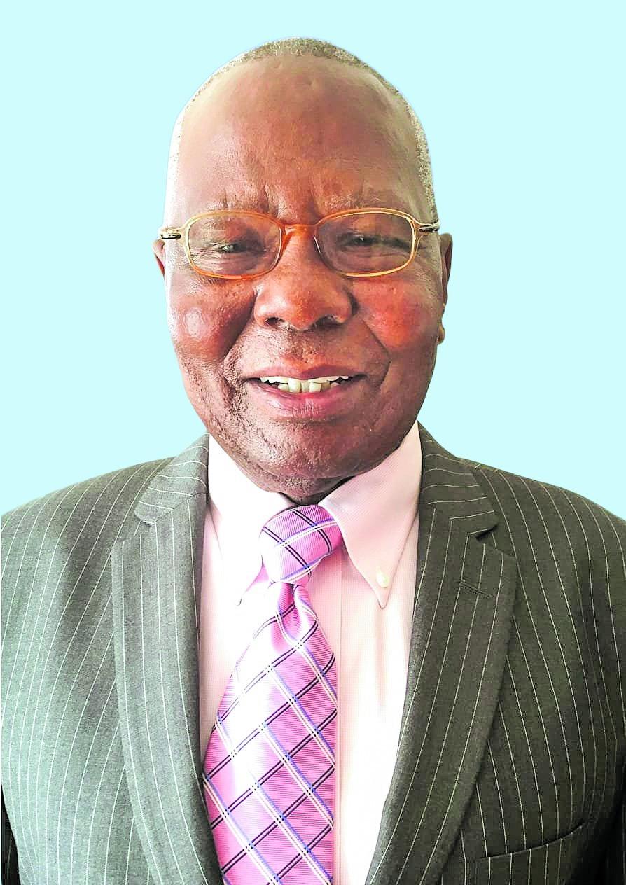 Dr. Benjamin Wambua Ngundo