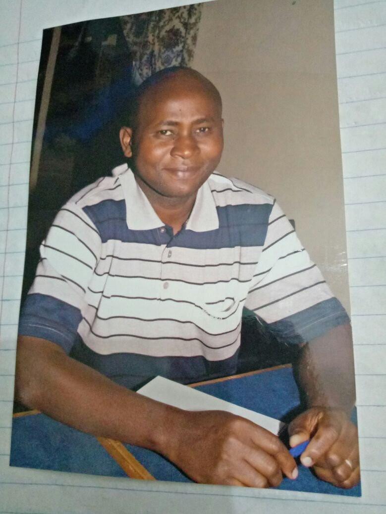John Nganga Mwangangi