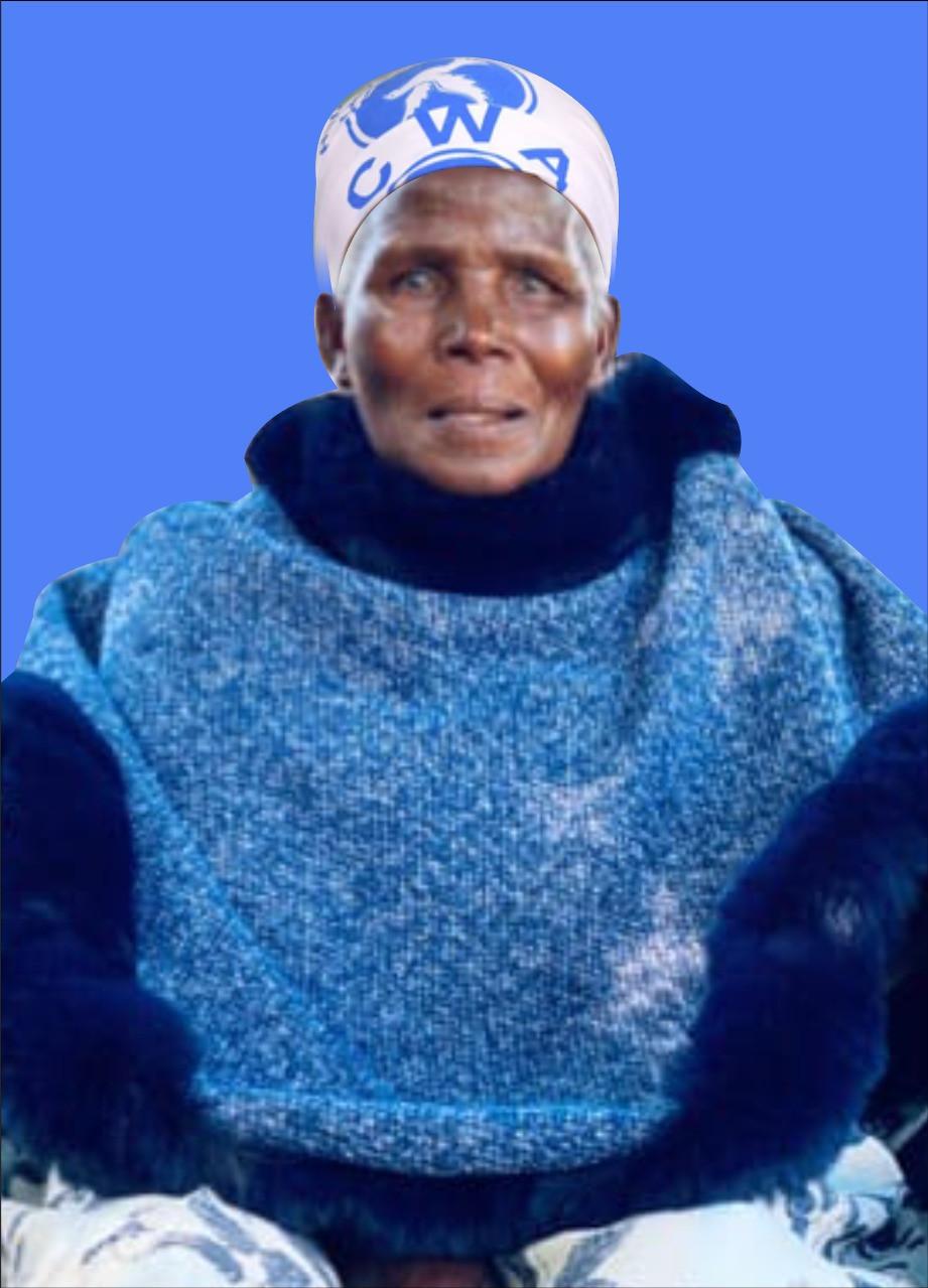 Mary Wangui Waweru