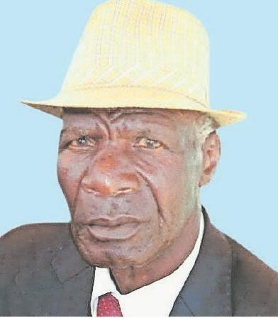 Mzee William Masese Song'oro