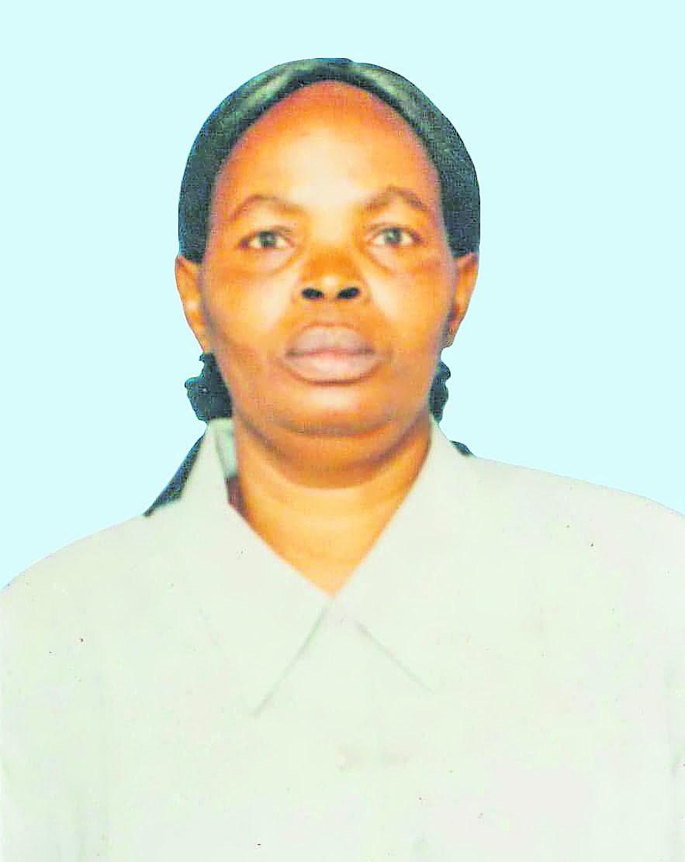 Mwalimu Jane Wagithi Kigathi (Mama Wachiuri or Mama Nyawira)
