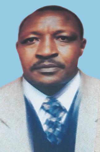 Titus Ndirangu Muthui
