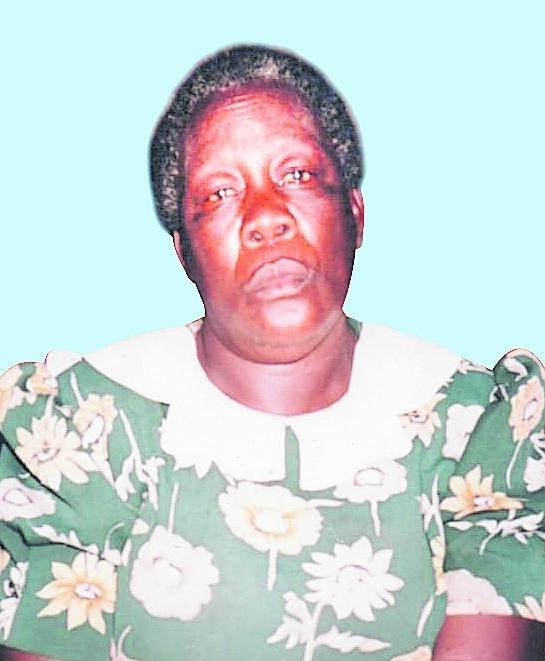 Philista Oyuga  Omondi