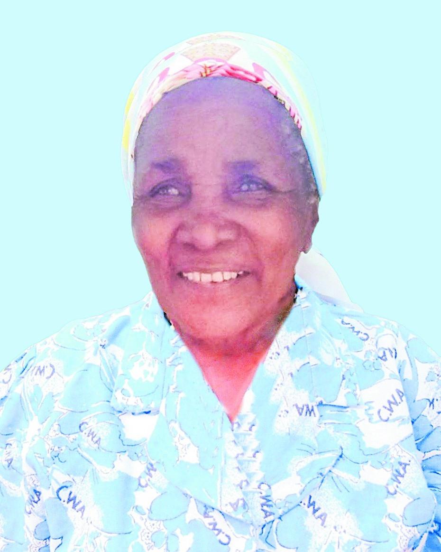 Elizabeth Gathoni Muraguri