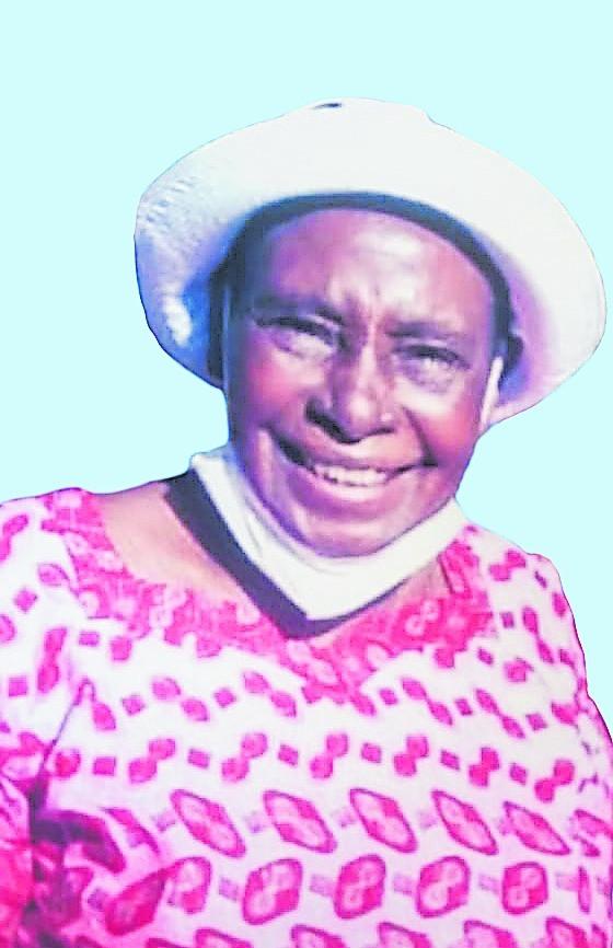 Regina Mweni Kasyoka (Mwalimu)