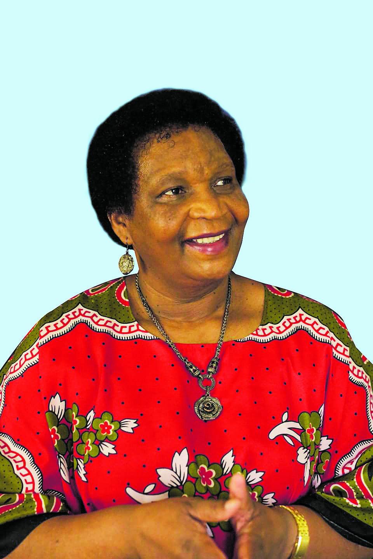 Bishop Fanny Mrima