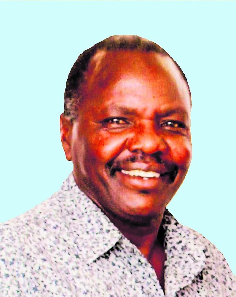 Joe Karanja Njoroge  (Kamande Wa Esther)