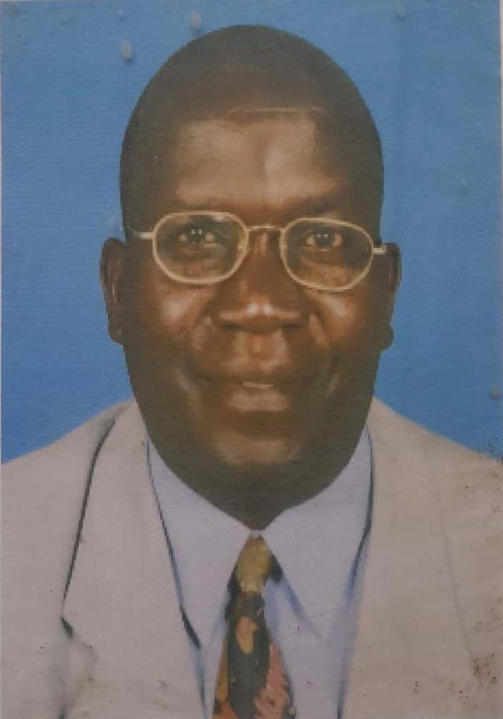 Pastor Richard Kamau Nthurakuh