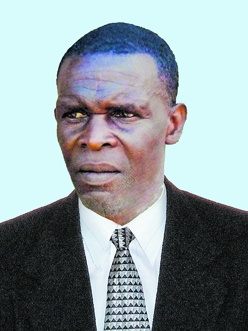 Mzee Tiberius Oibi Seme (Retired Teacher, TSC)
