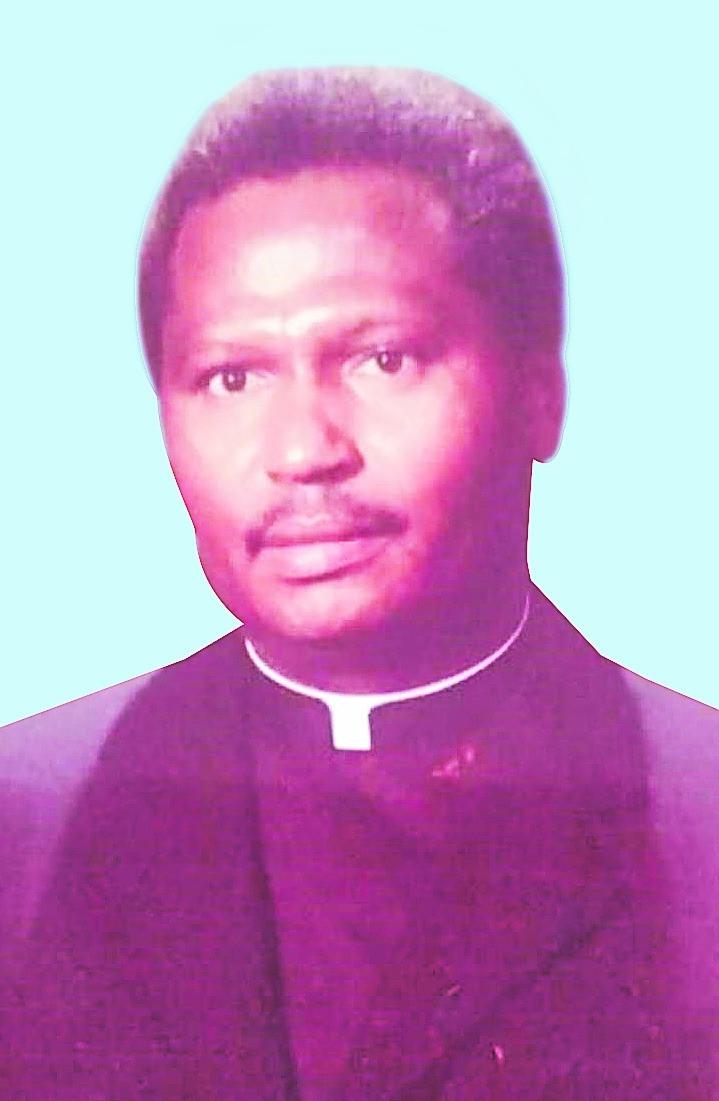 Fr. Angelo Ndwiga Kamwagire