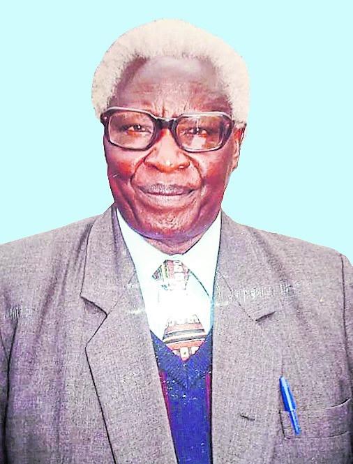 Stephen Kiania Mugo