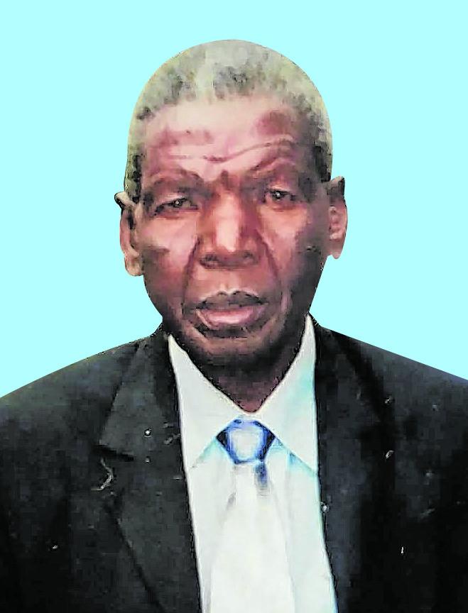 Sir Richard Ongaga Nyangoro