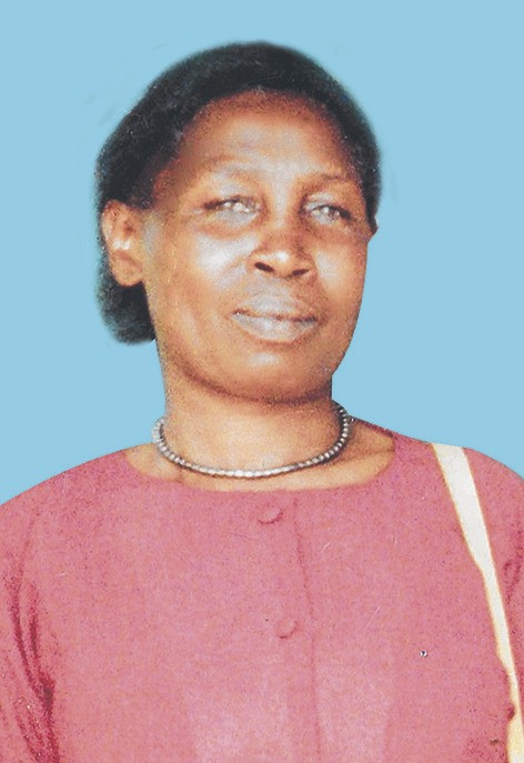 Mwalimu Lucy Wambui Mwaura (R.B)