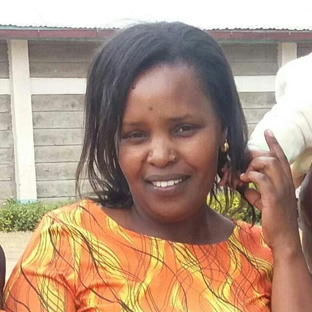Lucy Nyambura Kinyua (Mama Lucas)
